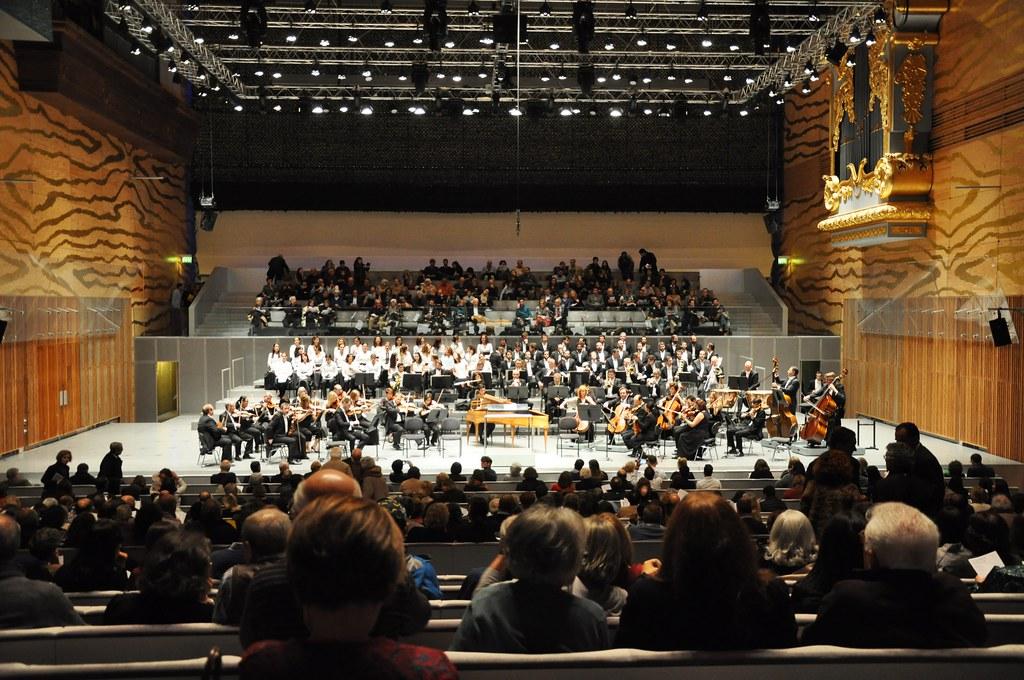 Casa da Música à Porto : Concert classique, jazz et folk