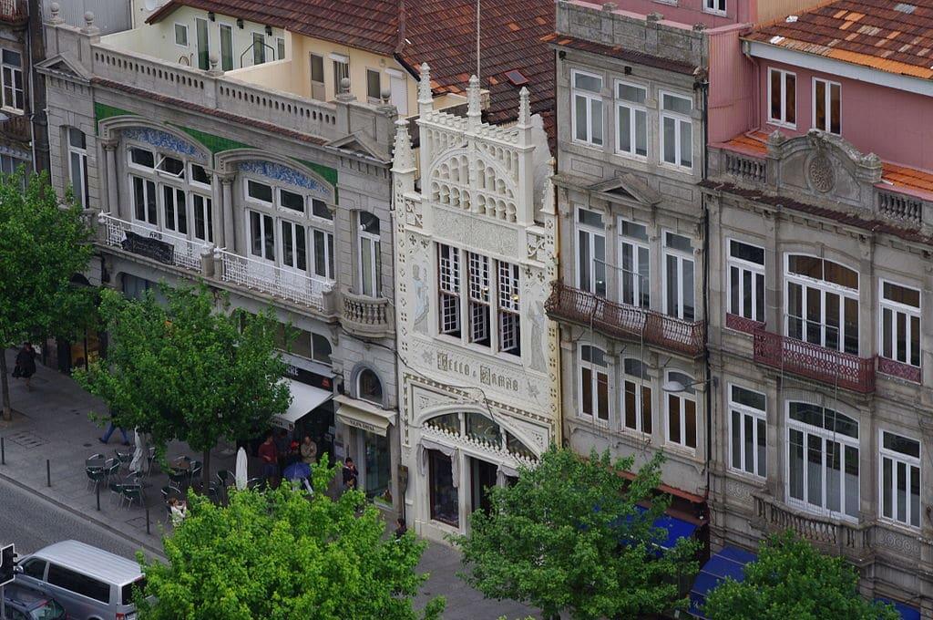 Librairie Lello à Porto - Photo de Ken & Nyetta