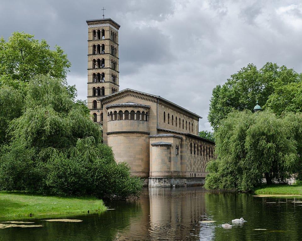 Eglise Friedenskirche à Potsdam – Photo de DXR