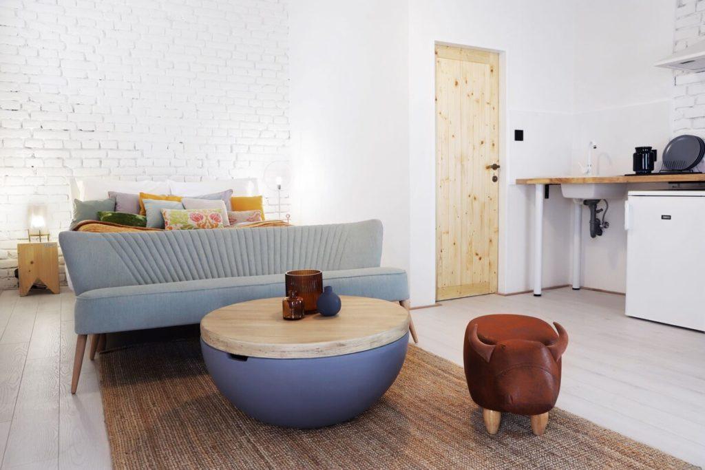 Airbnb à Prague : Appart insolite d'ambiance industrielle en location.