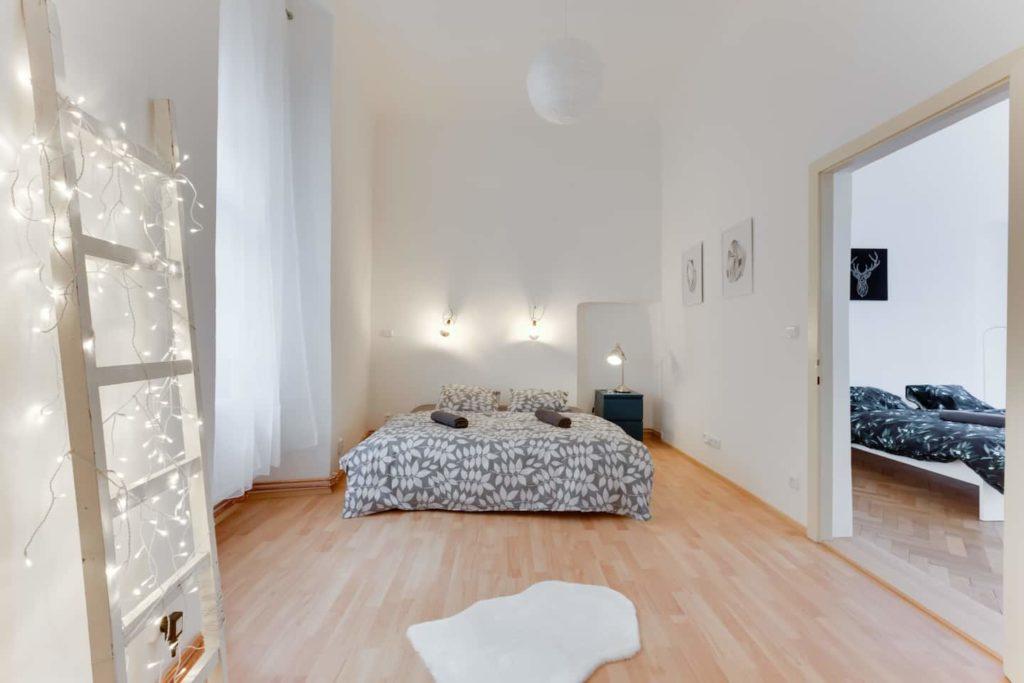 Airbnb à Prague : Bel appart de la vieille ville en location.
