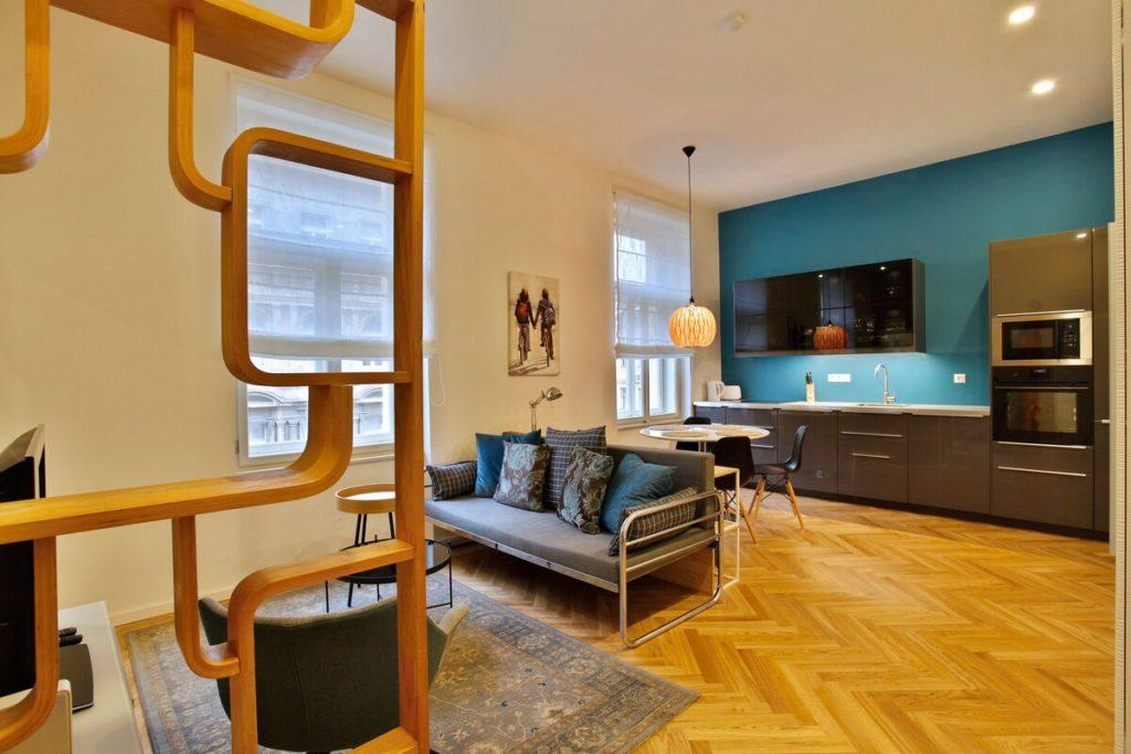 Airbnb à Prague : Bel appart dans un quartier sympa et peu touristique.
