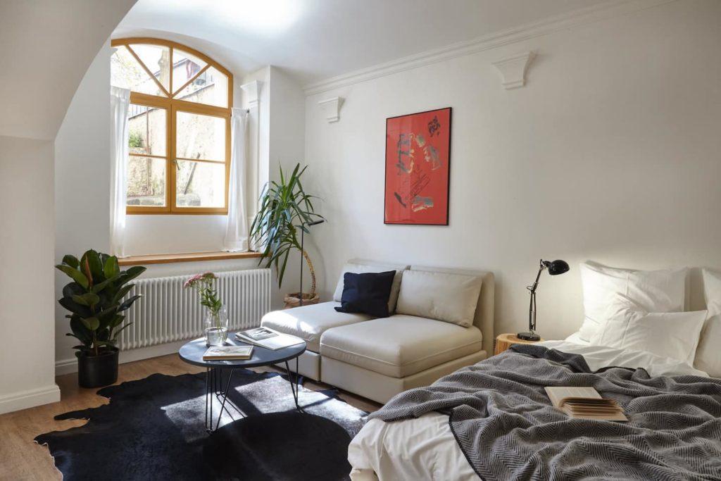 Airbnb à Prague : Appartement sympa en location.