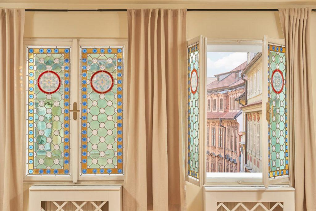 Airbnb à Prague : Logement insolite dans le quartier le plus romantique.