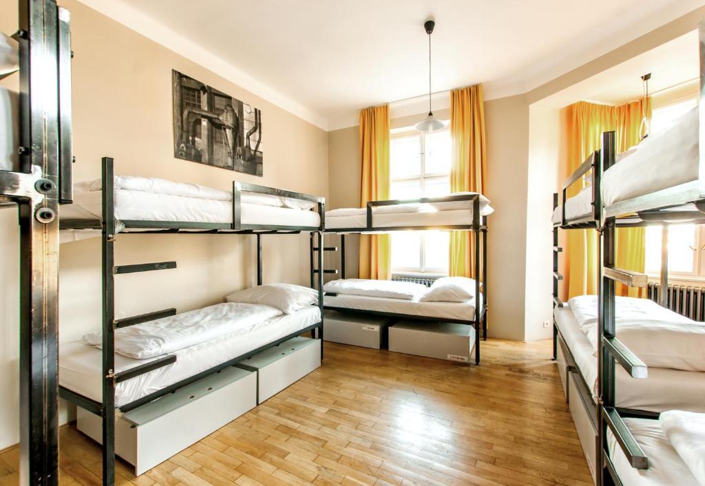 Hostel Czech Inn, auberge de jeunesse à Prague.