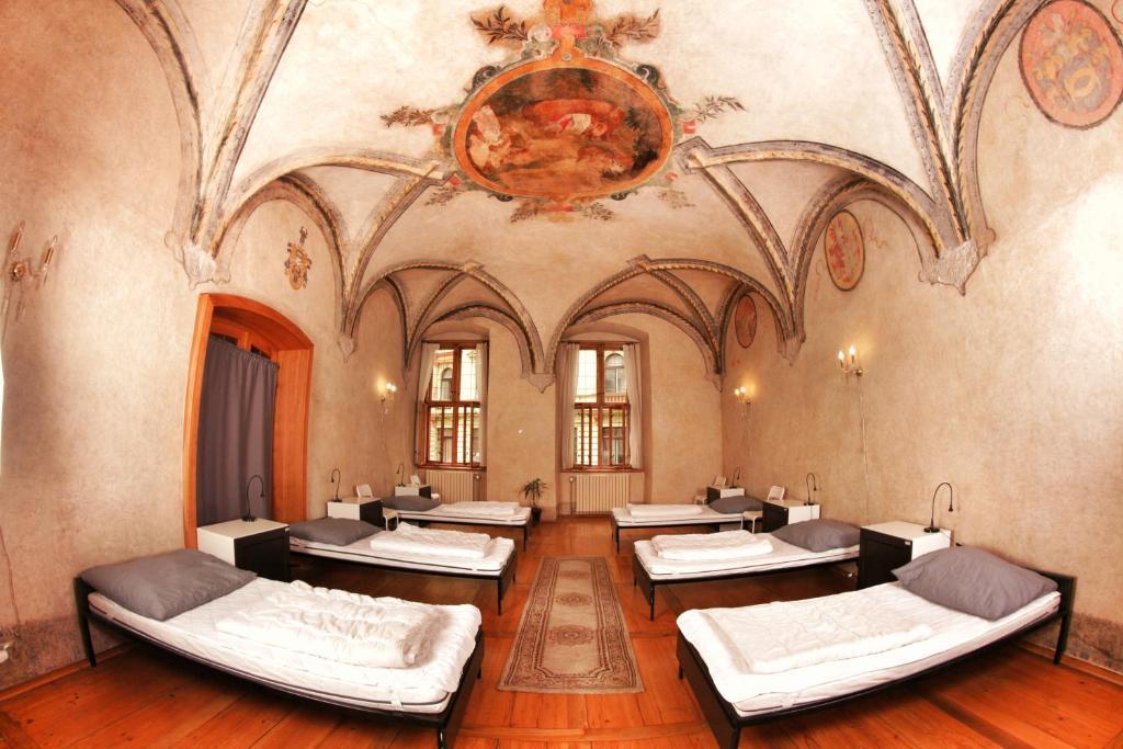 Hostel HomeR, auberge de jeunesse à Prague.
