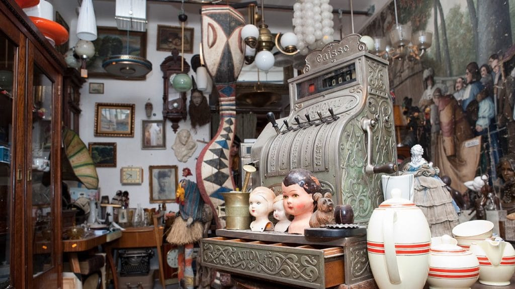 Prague : 7 antiquités, bazars et puces où dénicher des merveilles