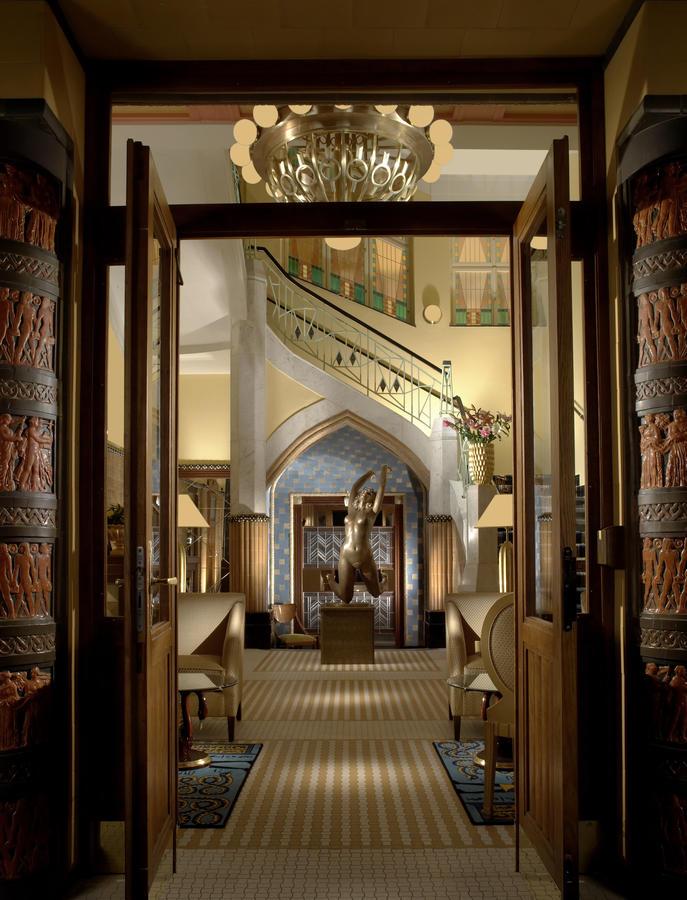 Art Deco Imperial Hotel : Hotel de luxe exceptionnel à Prague.