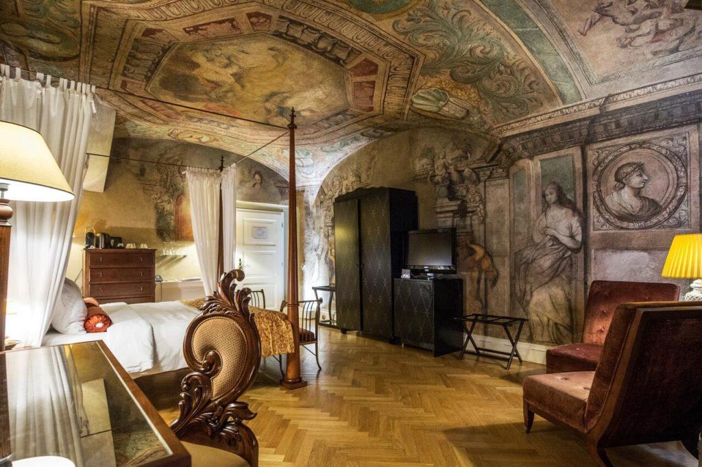 Hotel Smetana, hotel de luxe classique à Prague.
