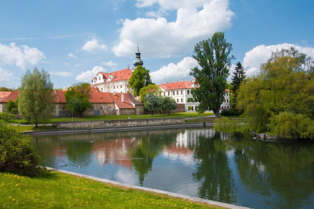 Adalbert Ecohotel, hotel pas cher à Prague