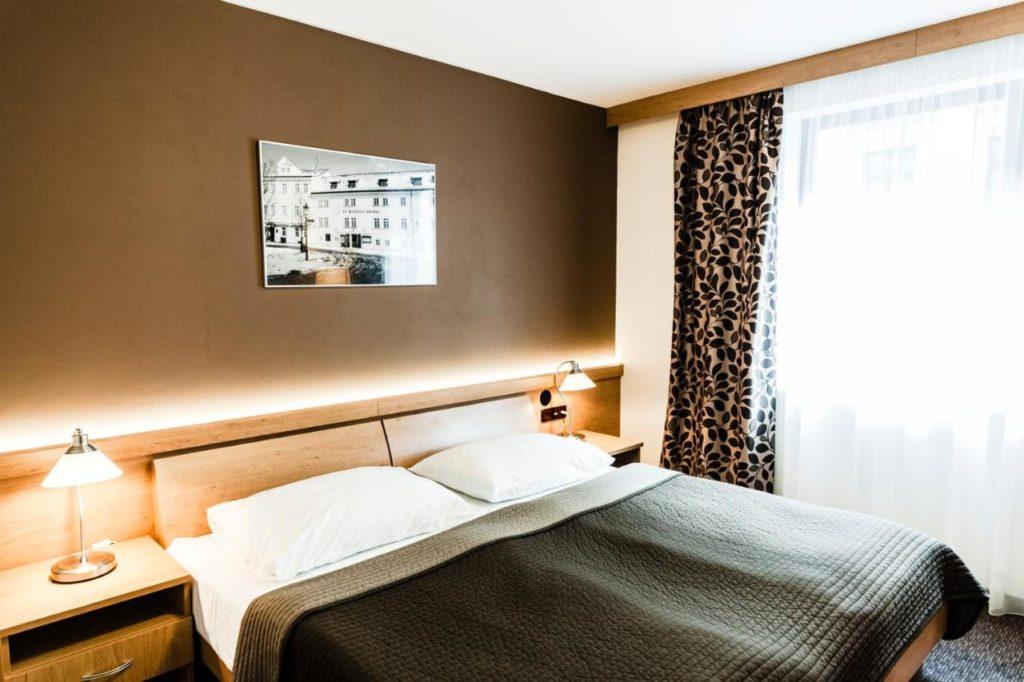 Archibald City, hotel pas cher à Prague