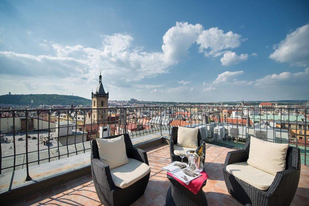 Hotel Suite Home Prague, hotel pas cher à Prague