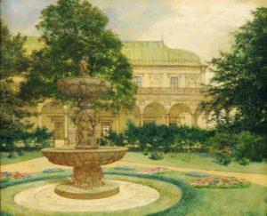 Jardin royal du château de Prague : Un précieux havre de paix [Hradcany]