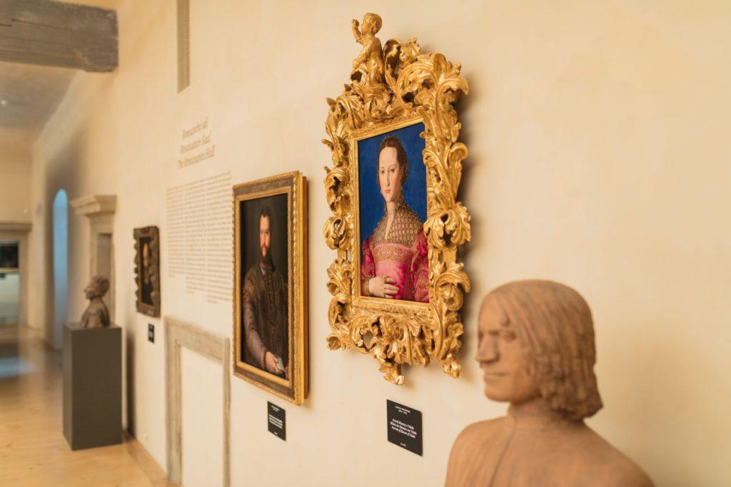 Dans le quartier de Hradcany à Prague : Palais Schwarzenberg et ses toiles de maîtres baroques.