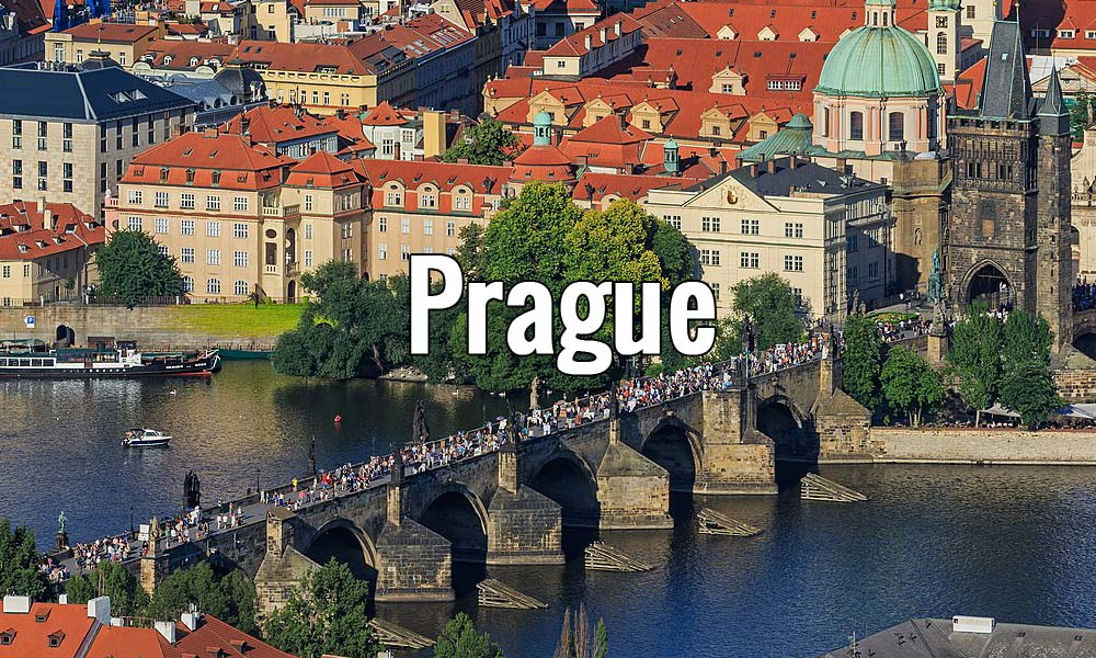 Visiter Prague en République tchèque pendant un week-end ou plus. Photo de A. Savin