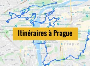 Visiter Prague en 3 jours : Itinéraire de balade à télécharger