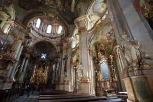 Eglise Saint Nicolas de Prague : Joyau baroque [Mala Strana]