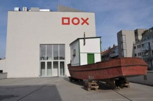 Dox, centre d'art contemporain à Prague : La bonne surprise ! [Holesovice]