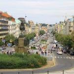 Quartier de Nové Město à Prague : Trésors Art Nouveau