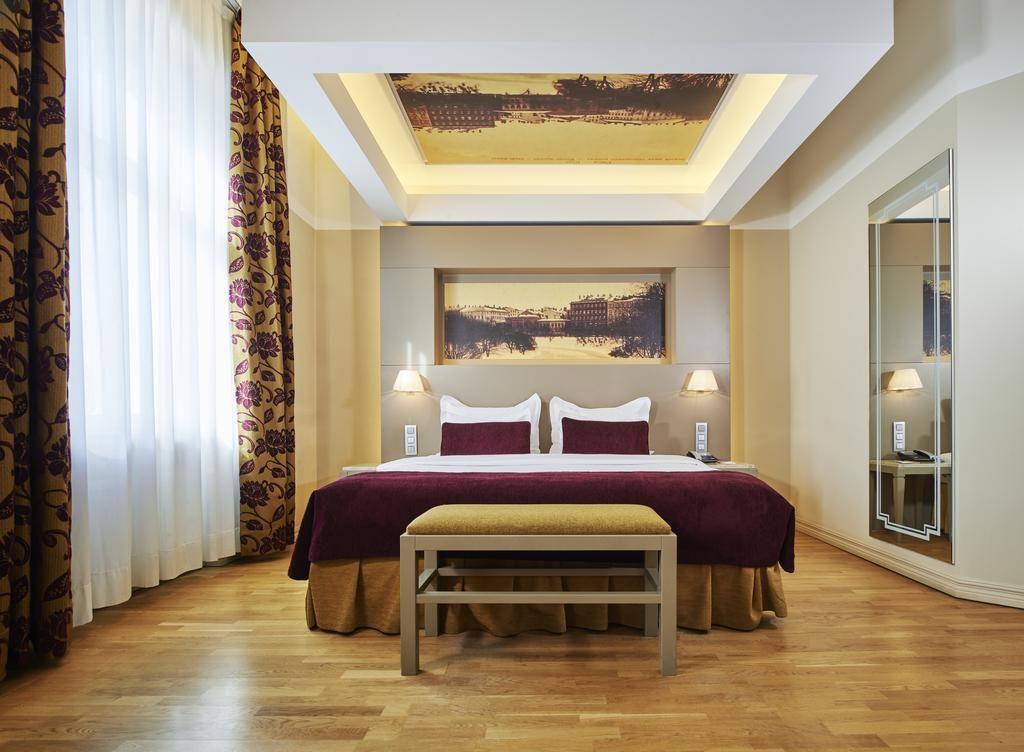 Chambre de l'Opera Hotel & Spa à Riga.