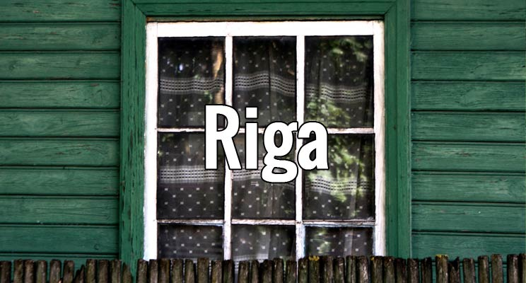 Pourquoi aller à Riga ?