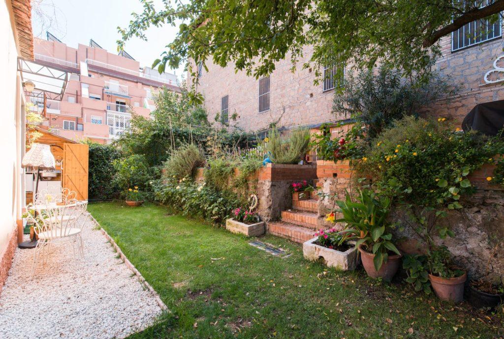 Airbnb à Rome : Joli appart dans un quartier vivant.