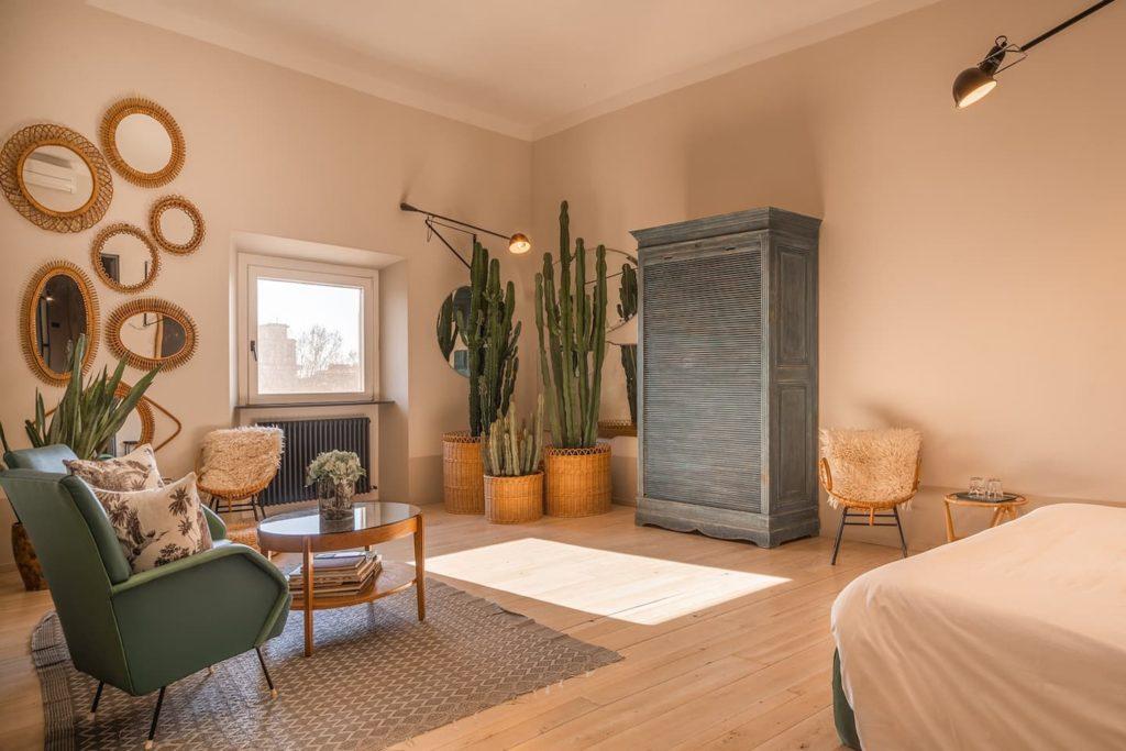 Airbnb à Rome : Location d'appartement dans le centre près de la Gare Termini.
