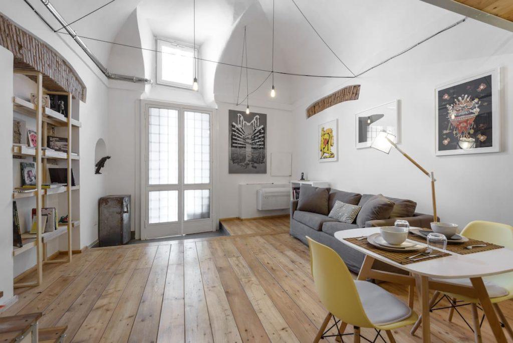 Airbnb à Rome : Location courte durée dans le centre historique.