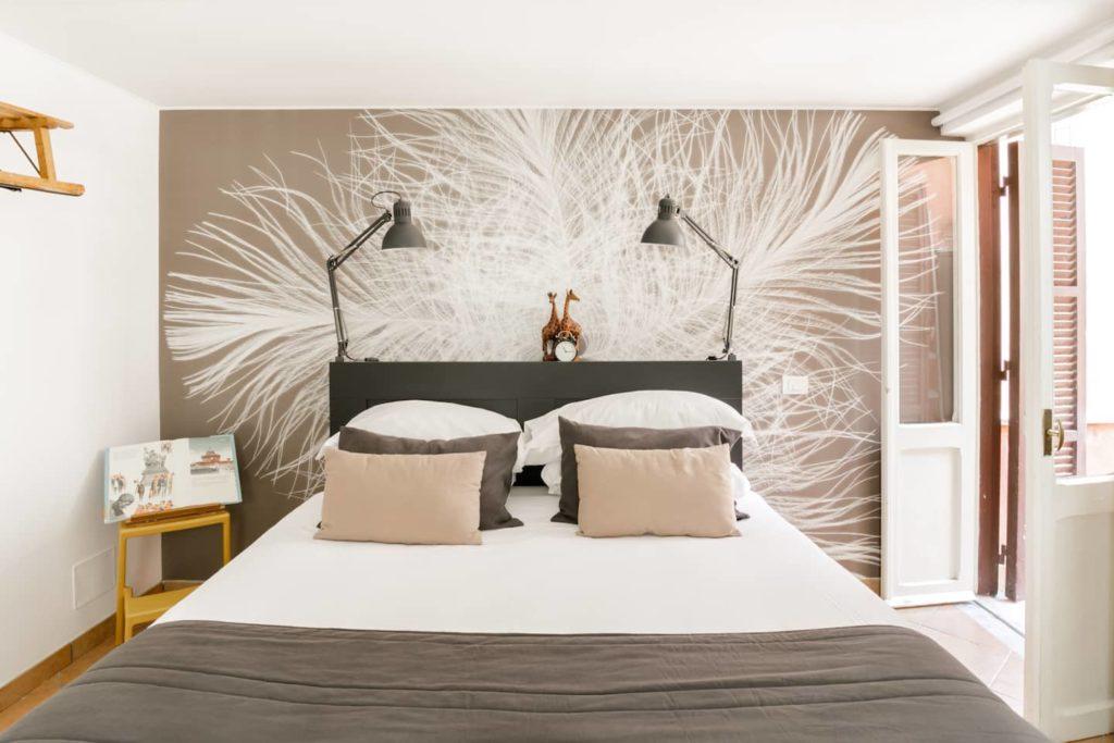 Airbnb à Rome : Très bel appartement en location.