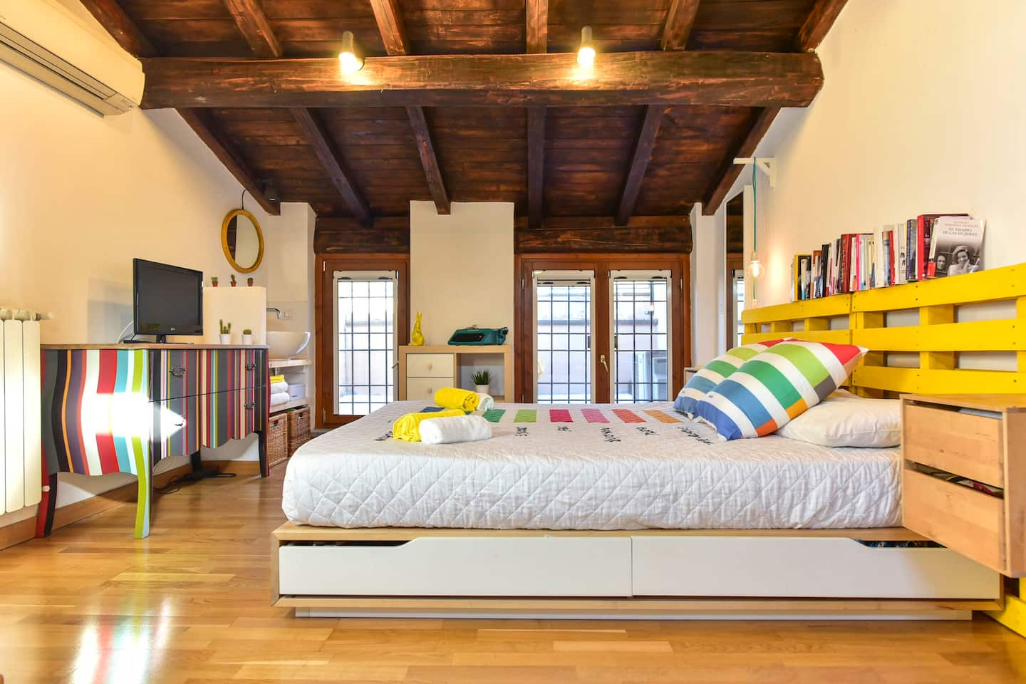 Airbnb à Rome : 8 Beaux appartements en location