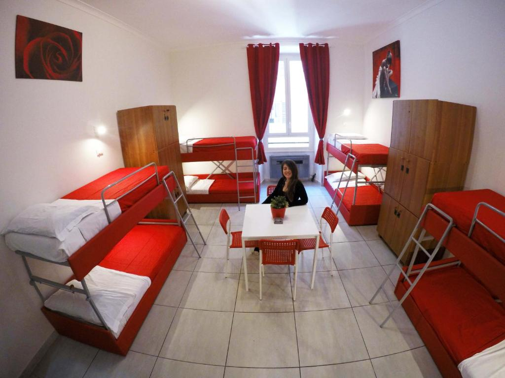 Palladini Hostel Rome, auberge de jeunesse à Rome.