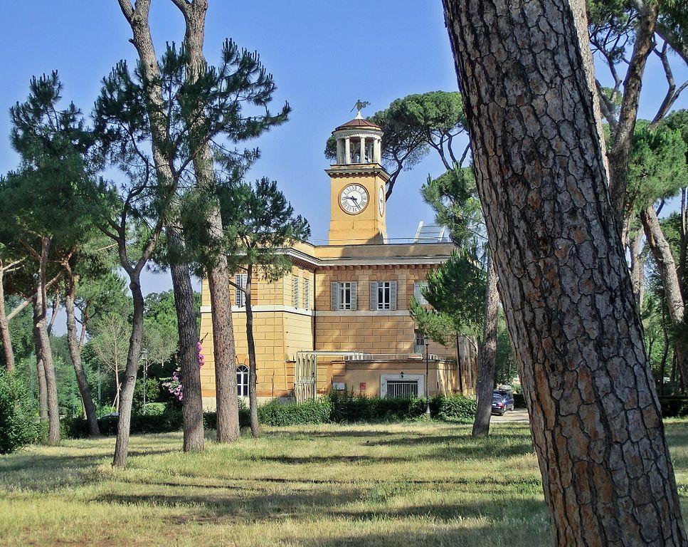 Dans le Parc Borghese dans le nord de Rome - Photo de Felix König