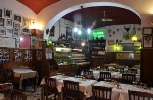 Da Bucatino, Restaurant familial à Rome [Testaccio]