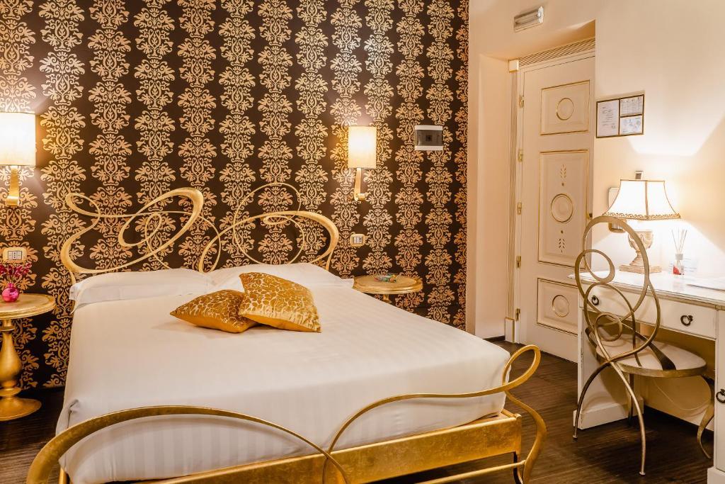 6 hôtels à Rome dans le centre ville historique : Chic ou pas cher ?