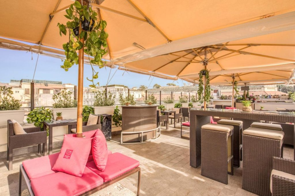 Hotel 87 : Hotel de charme à Rome.