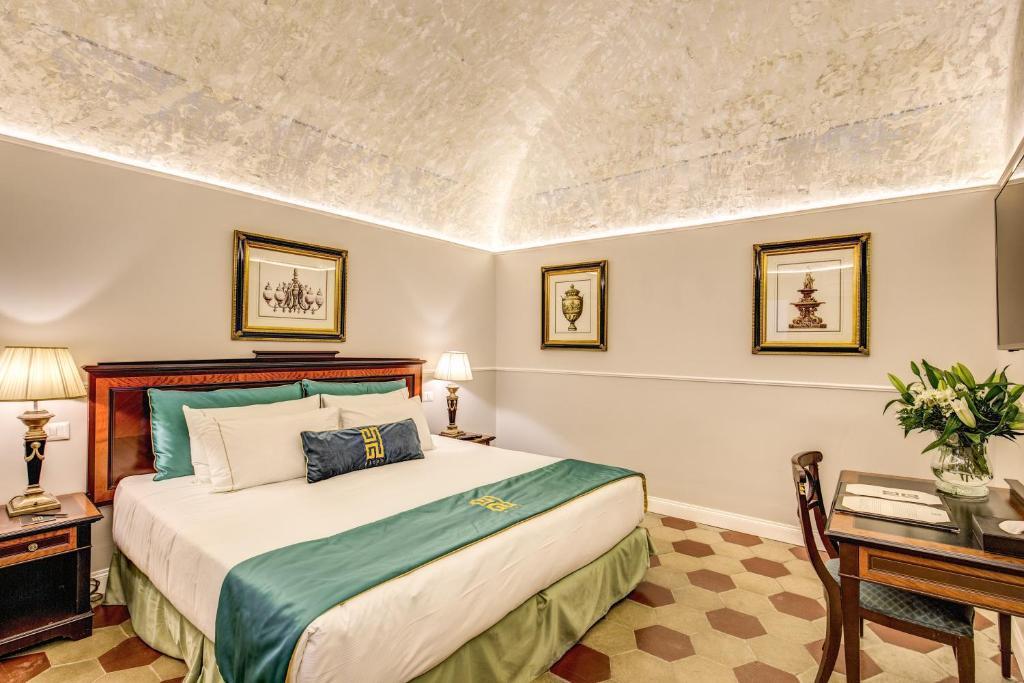 Hotel Eitch Borromini : Hotel de luxe à Rome.