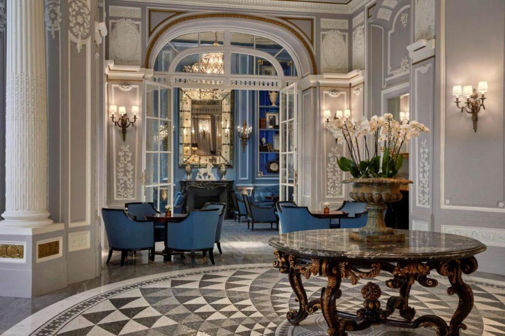 Hotel St Regos Rome : Hotel de luxe à Rome.