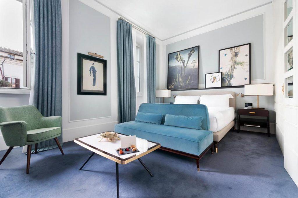 Hotel Vilon : Hotel de luxe à Rome.
