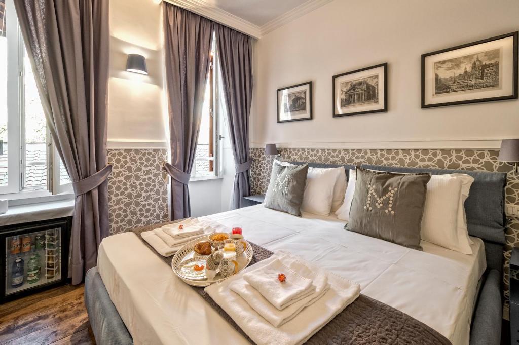 Magento Luxury Sant Anna, hotel dans le centre de Rome.