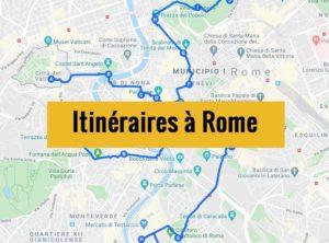 Visiter Rome en 3 jours : Itinéraire complet à télécharger