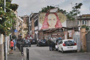 Quartier de Pigneto à Rome : Ambiance de village hors des sentiers battus