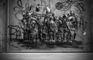 San Lorenzo à Rome, quartier étudiant, street art et bière pas chère