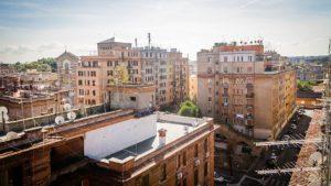 Testaccio-Ostiense à Rome, quartier populaire à l'ombre de la 8e colline