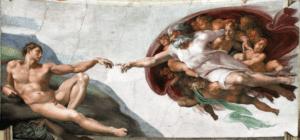 Chapelle Sixtine à Rome : Chef d'oeuvre de Michel-Ange [Vatican]