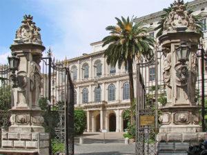 Quartier moderne de Rome : Emplacement pratique