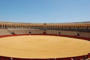 Arène de Séville : Corrida et tauromachie [Arenal]