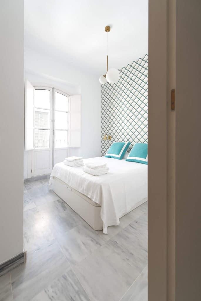 Airbnb à Séville : Appartement en location courte durée.