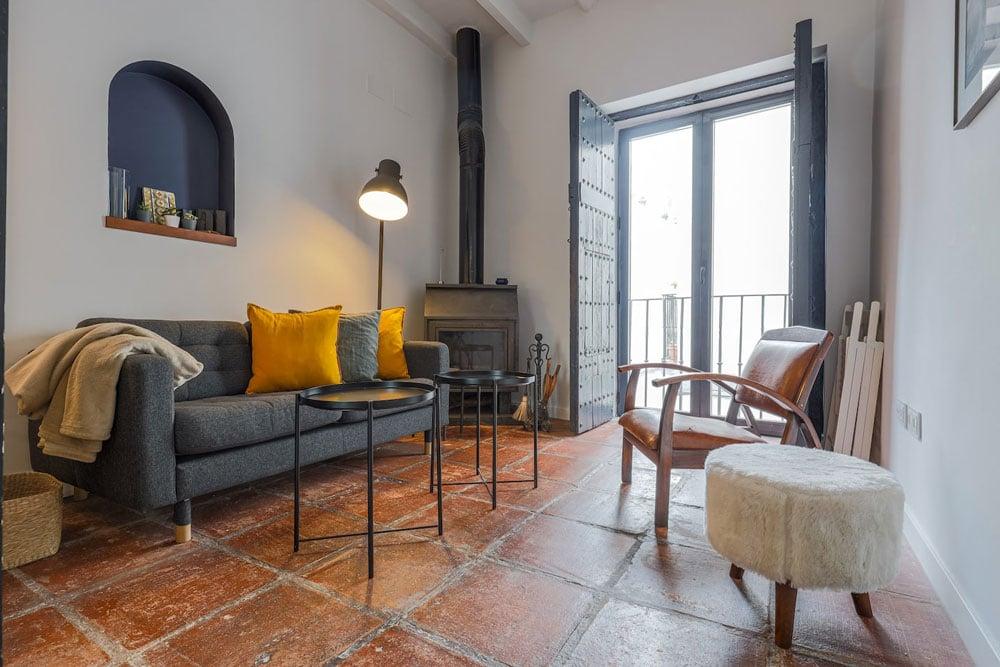 Airbnb à Séville : Appart chic à louer.