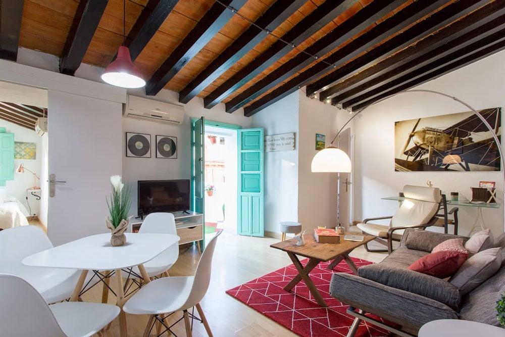 Airbnb à Séville : 7 beaux apparts chics et vintage en location