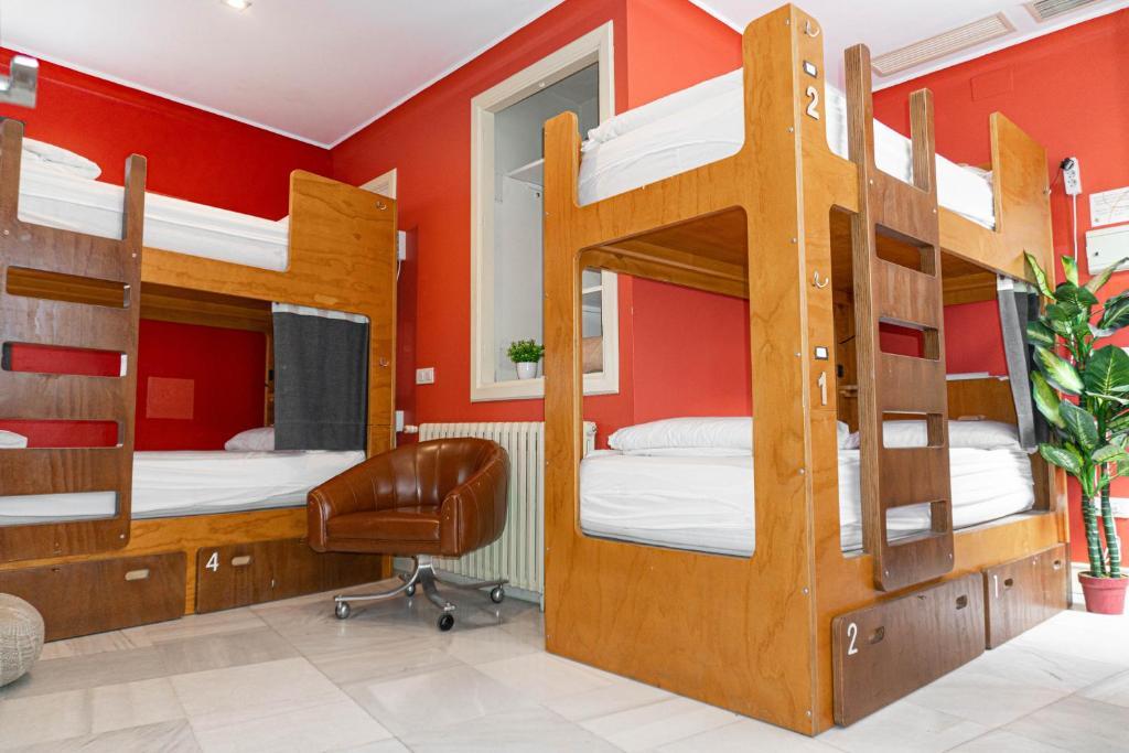 La Banda Rooftop Hostel, auberge de jeunesse à Séville.